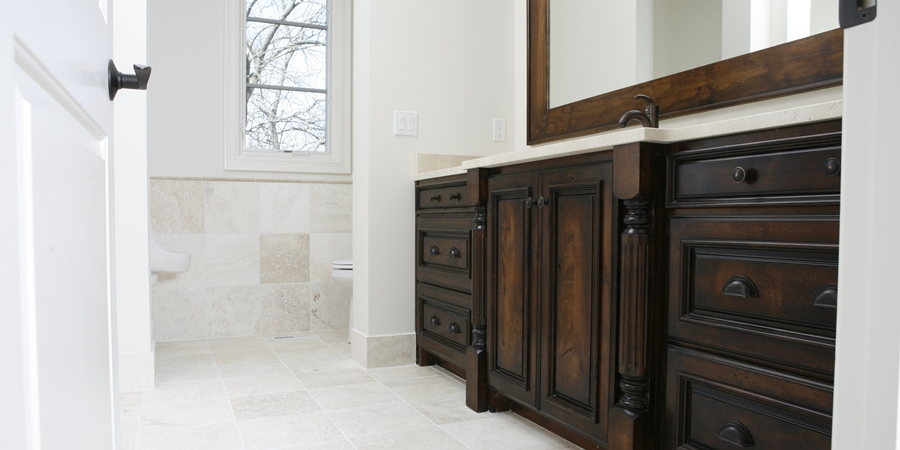 Bathroom Remodel in Leawood